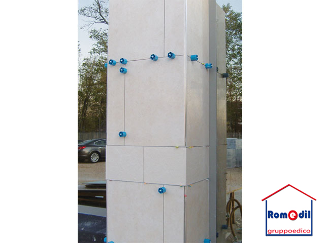 Tiranti livellatori pavimento piastrelle progress proleveling sistem
