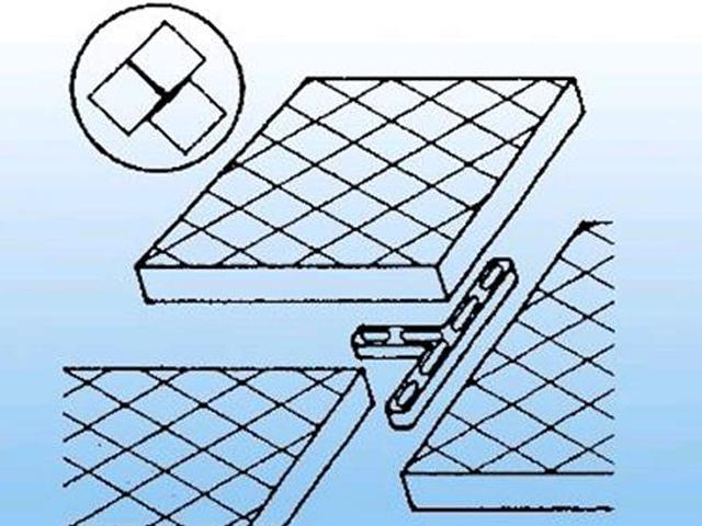 Distanziatori t 500 pezzi 2 3 4 5 mm posa pavimento for Distanziatori piastrelle 1 mm